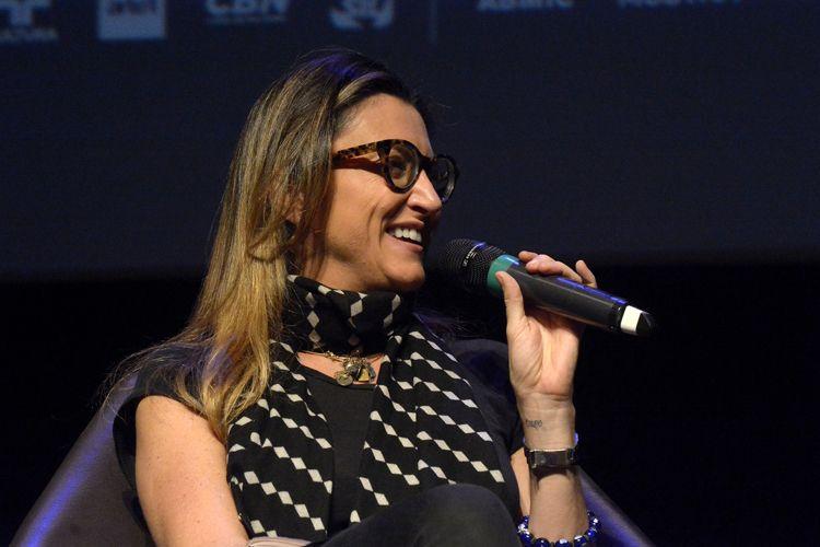 Instituto Itaú Cultural – I Fórum Mostra-Folha – Rumos do Cinema e do Audiovisual / Mesa 1 – Representatividade no Cinema – Patrícia Campos Mello (mediadora, repórter especial da Folha)