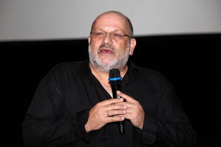 Cinearte 1 / O diretor do filme Abrigo, Eran Riklis, apresenta a sessão