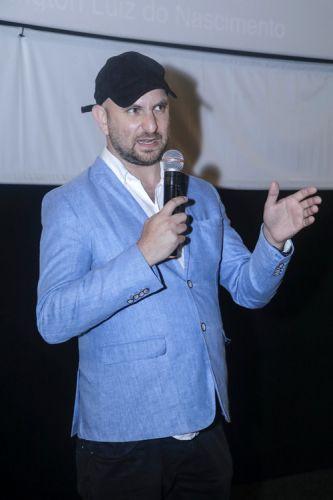 Cine Caixa Belas Artes 3 / Tomas Lipgot, diretor do filme Moacir III, apresenta seu filme