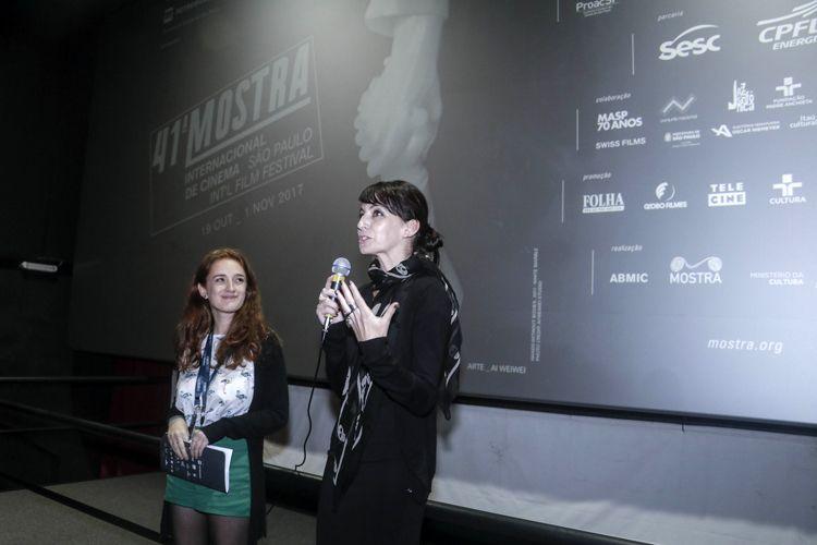 Reserva Cultural 2 / Luísa Sequeira, diretora do filme Quem É Bárbara Virgínia?, apresenta a sessão