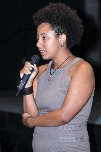 Cinesesc / Glenda Nicácio, diretora, apresenta a sessão de seu filme Café Com Canela