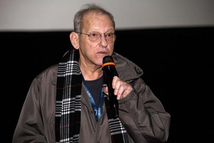Cinearte 1 / Nelson Hoineff, diretor de Eu, Pecador, presente na sessão de seu filme