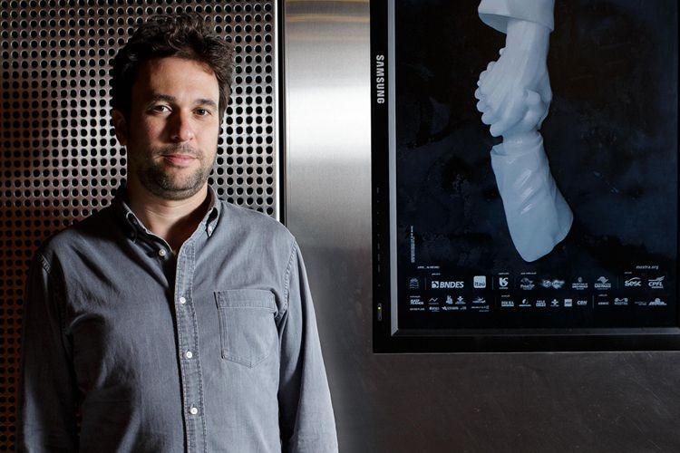 Felipe Braga, diretor do filme Primeiro Bailarino