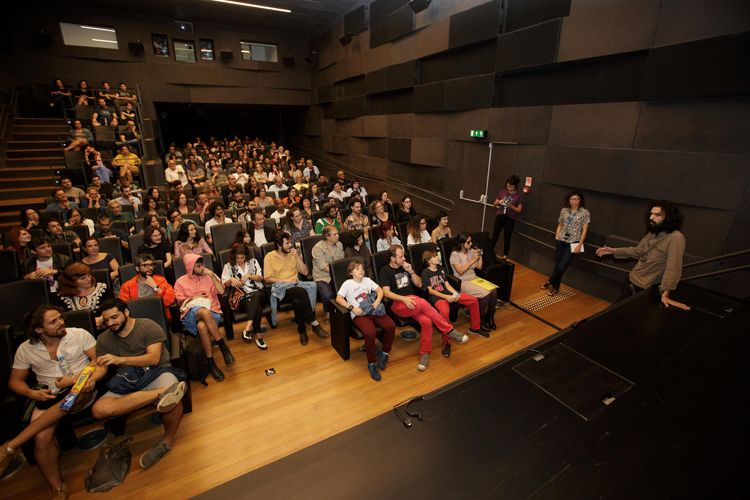 Instituto Moreira Salles – IMS / O diretor de Inaudito, Gregorio Gananian, apresenta seu filme