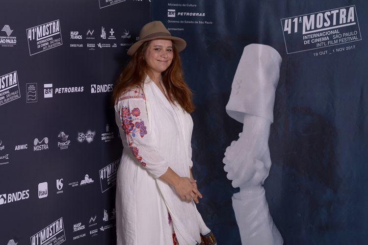 Priscilla Telmon, diretora do filme Híbridos, os Espíritos do Brasil