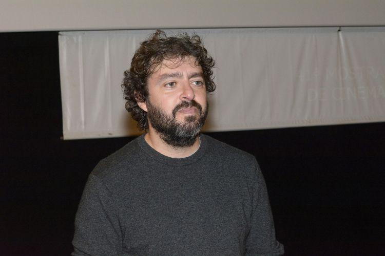 Cine Caixa Belas Artes 3 / Víctor García León (diretor) no debate após a sessão do filme Selfie