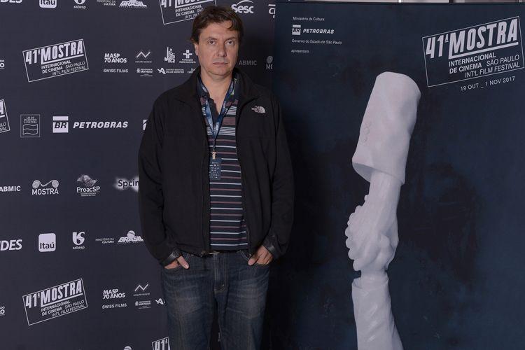 Marco Abujamra, diretor do filme Paulo Autran - O Senhor dos Palcos