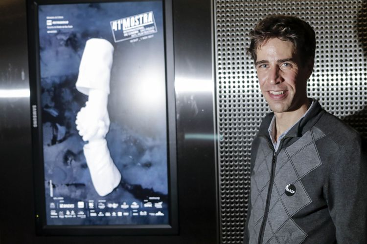 Jakob Preuss, diretor de Quando Paul Atravessou o Mar - Diário de um Encontro