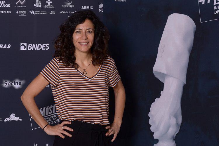 Marina Person, cineasta e membro do júri da 41ª Mostra