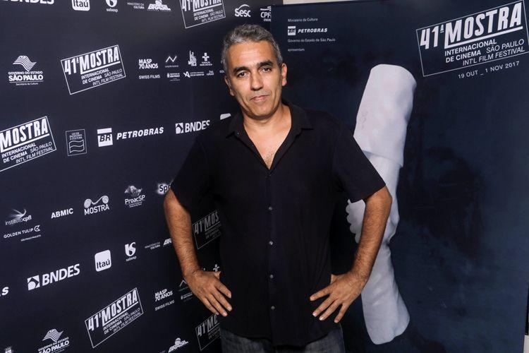 Luís Urbano, produtor e membro do júri da 41ª Mostra