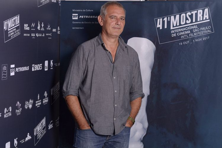 Laurent Cantet, diretor do filme A Trama