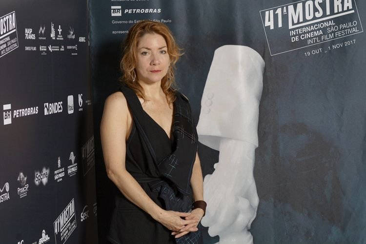 Chamila Rodriguez, produtora do filme A Telenovela Errante