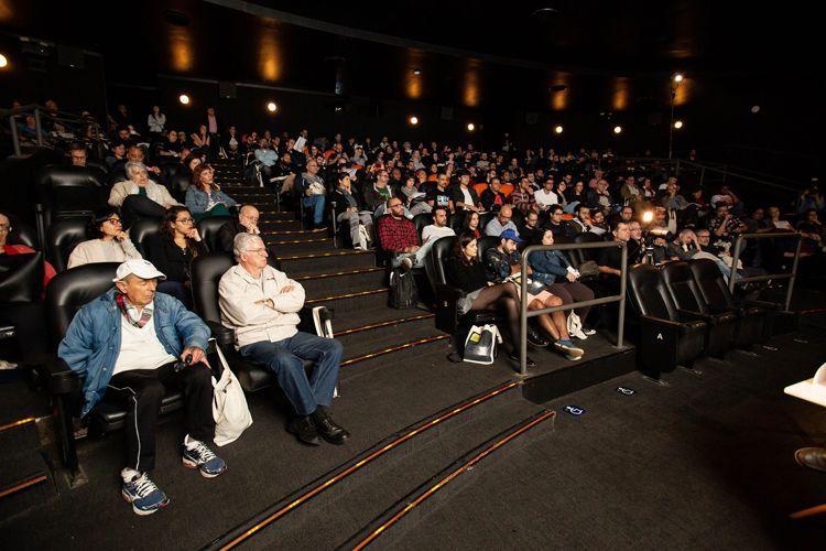 Espaço Itaú de Cinema - Augusta / 42ª Mostra Internacional de Cinema/São Paulo Int`l Film Festival - Coletiva de Imprensa