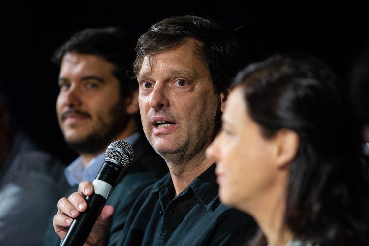 Espaço Itaú de Cinema - Augusta / André Sturm, Secretaria Municipal de Cultura