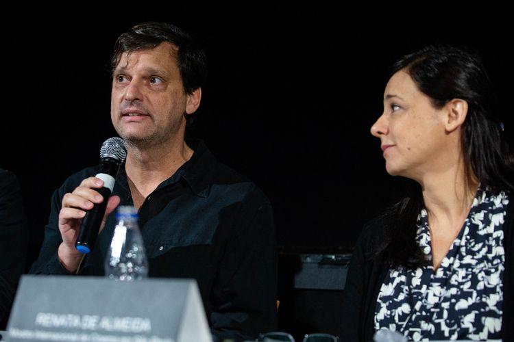 Espaço Itaú de Cinema - Augusta / André Sturm, Secretaria Municipal de Cultura e Renata de Almeida, Mostra Internacional de Cinema em São Paulo