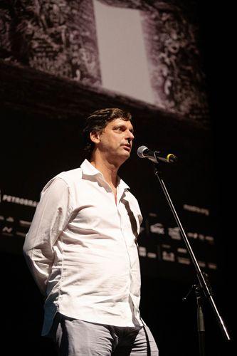 Auditório Ibirapuera /42ª Mostra Internacional de Cinema/São Paulo Int`l Film Festival - Cerimônia de Abertura - André Sturm, Secretário Municipal de Cultura