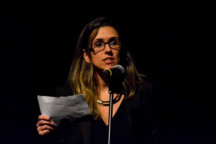Auditório Ibirapuera /42ª Mostra Internacional de Cinema/São Paulo Int`l Film Festival - Cerimônia de Abertura - Carolina Da Cruz Costa, Representante da PETROBRAS