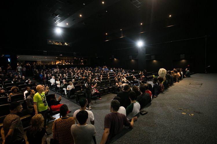 CineSesc/ 42ª Mostra Internacional de Cinema/São Paulo Int`l Film Festival - Apresentação do filme Sequestro Relâmpago