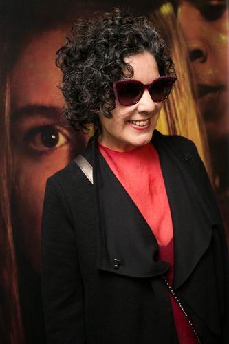42ª Mostra Internacional de Cinema/São Paulo Int`l Film Festival -Tata Amaral, diretora do filme Sequestro Relâmpago