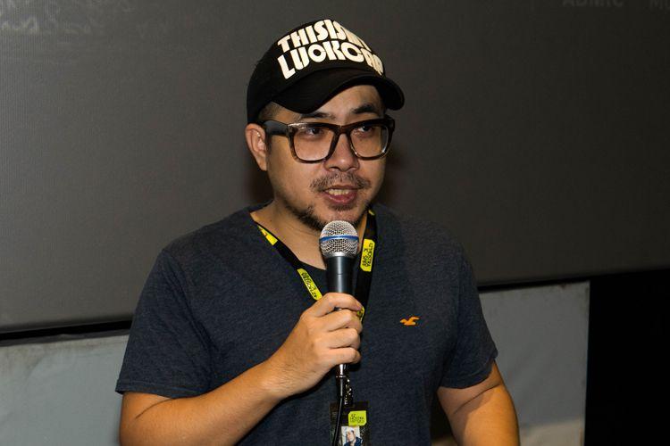 Reserva Cultural 1/ 42ª Mostra Internacional de Cinema/São Paulo Int`l Film Festival/ Starr Wu apresenta o filme A História da Pedra