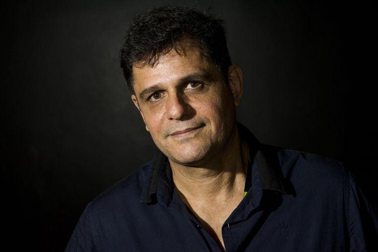 42ª Mostra Internacional de Cinema/São Paulo Int`l Film Festival - André Di Mauro, diretor do filme Humberto Mauro
