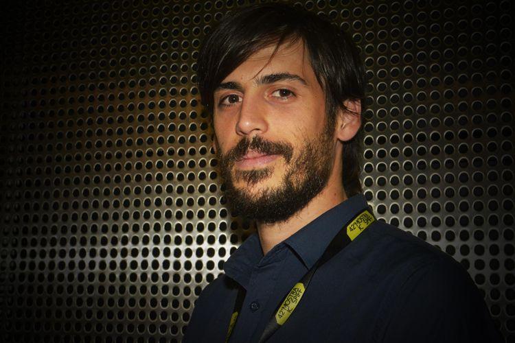 42ª Mostra Internacional de Cinema/São Paulo Int`l Film Festival - Darío Mascambroni, diretor do filme Mochila de Chumbo