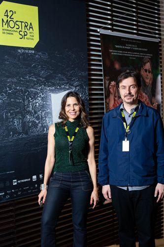 Reserva Cultural 1/ 42ª Mostra Internacional de Cinema/São Paulo Int`l Film Festival - Debate do filme Clementina com os produtores Mariana Marinho e Marco Abujamra