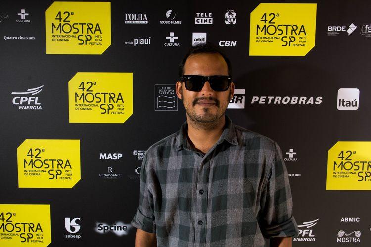 42ª Mostra Internacional de Cinema/São Paulo Int`l Film Festival/ Tiago Melo, diretor do filme Azougue Nazaré