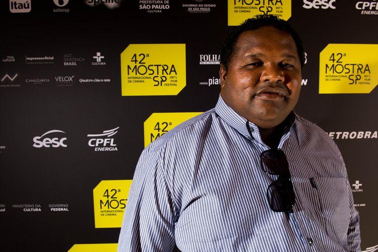 42ª Mostra Internacional de Cinema/São Paulo Int`l Film Festival/ Valmir do Coco do filme Azougue Nazaré