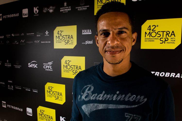 42ª Mostra Internacional de Cinema/São Paulo Int`l Film Festival/ Edilson Silva do filme Azougue Nazaré