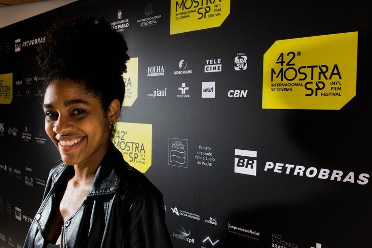 42ª Mostra Internacional de Cinema/São Paulo Int`l Film Festival/ Mohana Ushoa do filme Azougue Nazaré