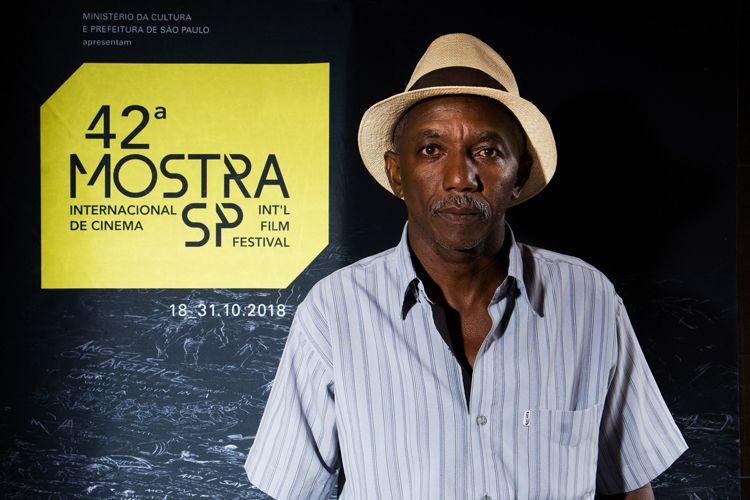 42ª Mostra Internacional de Cinema/São Paulo Int`l Film Festival/ Mestre Barachinha do filme Azougue Nazaré