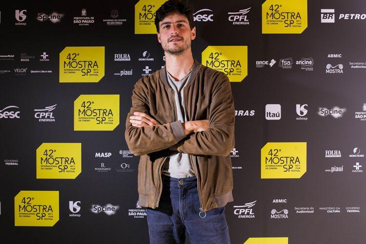 42ª Mostra Internacional de Cinema/São Paulo Int`l Film Festival - Martin Prinoth, diretor do filme O Quinto Ponto da Bússola