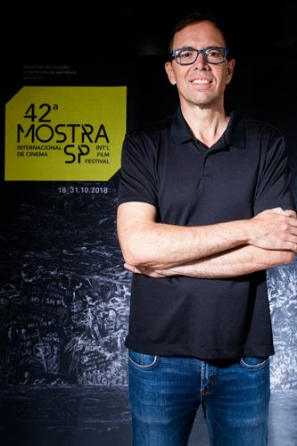 42ª Mostra Internacional de Cinema/São Paulo Int`l Film Festival - George F. Roberson, produtor do filme José