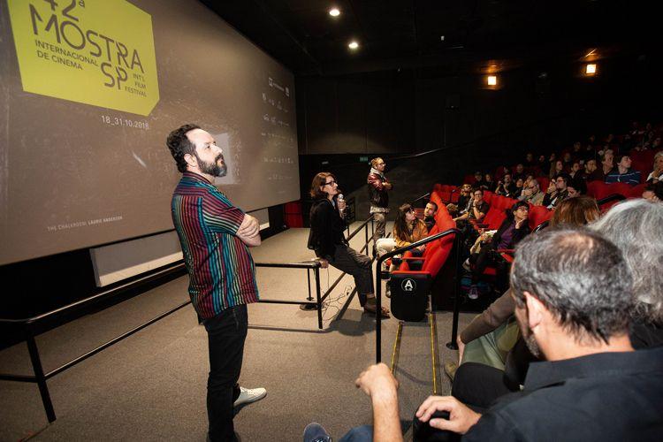 Reserva Cultural 1/ 42ª Mostra Internacional de Cinema/São Paulo Int`l Film Festival - Apresentação do filme Deslembro com a diretora Flávia Castro e equipe