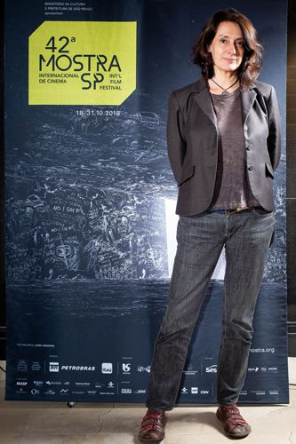 42ª Mostra Internacional de Cinema/São Paulo Int`l Film Festival - Flávia Castro, diretora do filme Deslembro