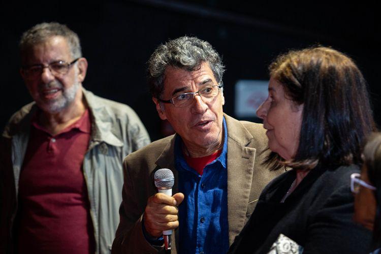 Reserva Cultural 1/ 42ª Mostra Internacional de Cinema/São Paulo Int`l Film Festival - Apresentação do filme Uma Noite Não é Nada - Paulo Betti, ator