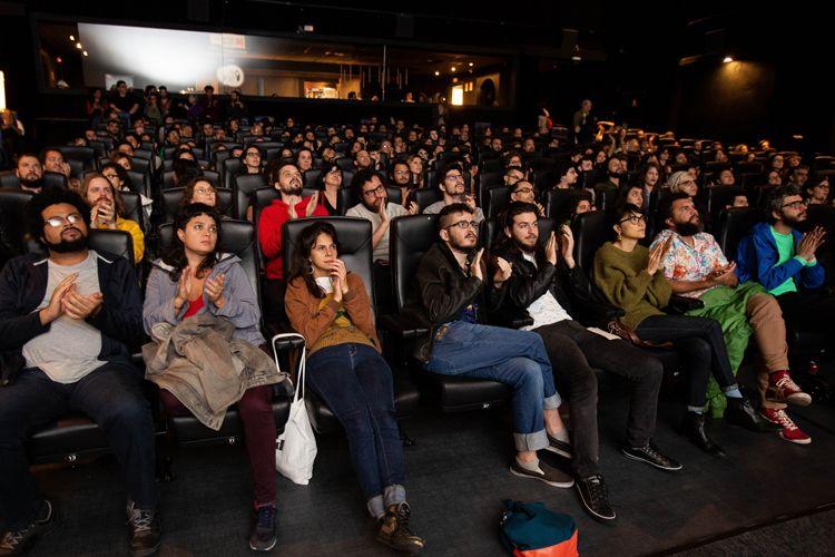 CineSesc/ 42ª Mostra Internacional de Cinema/São Paulo Int`l Film Festival - Apresentação do filme Chuva É Cantoria na Aldeia dos Mortos com João Salaviza e Renée Nader Messora, diretores, e Vitor Aratanha, da equipe