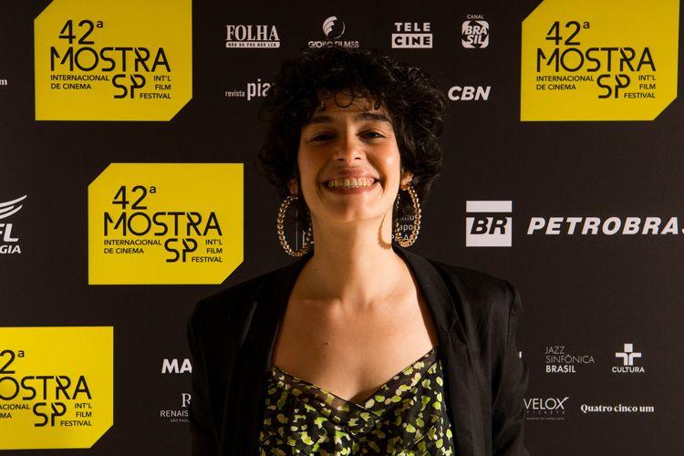 42ª Mostra Internacional de Cinema/São Paulo Int`l Film Festival - Maria Flor, diretora de Filme Ensaio