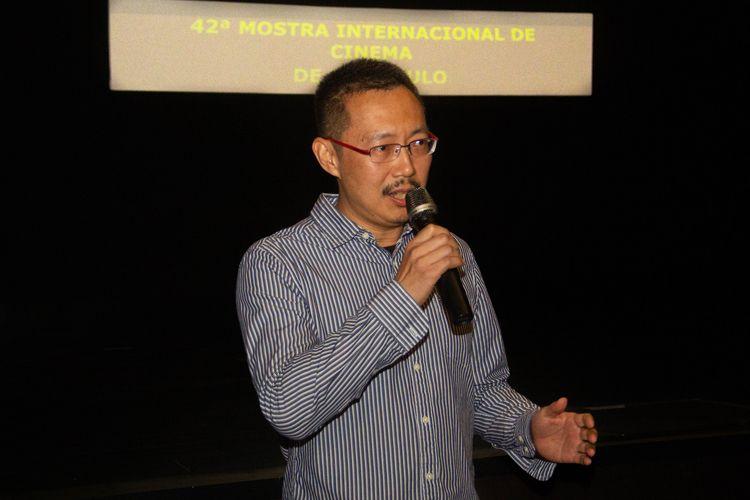 IMS Paulista/ 42 Mostra Internacional de Cinema/São Paulo Int`l FIlm Festival -  Li Cheng apresenta o filme José