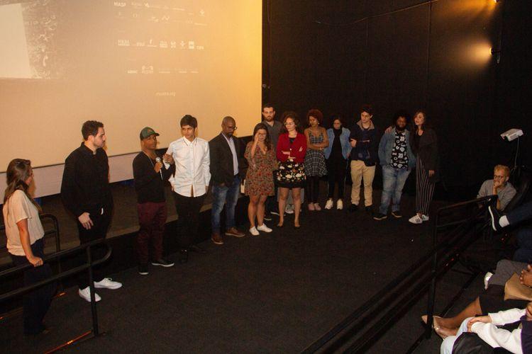 42ª Mostra Internacional de Cinema/São Paulo Int`l FIlm Festival - Apresentação do filme Sócrates com o diretor Alex Morato e equipe, Espaço Itaú de Cinema Frei Caneca