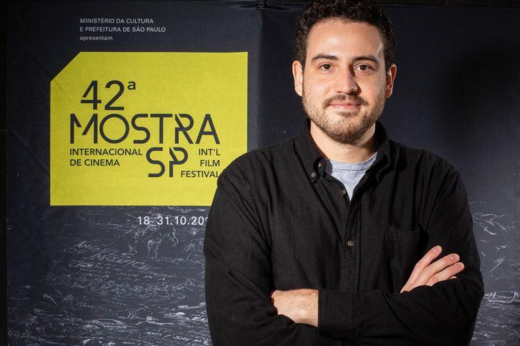 42ª Mostra Internacional de Cinema/São Paulo Int`l Film Festival - Alex Moratto, diretor do filme Sócrates