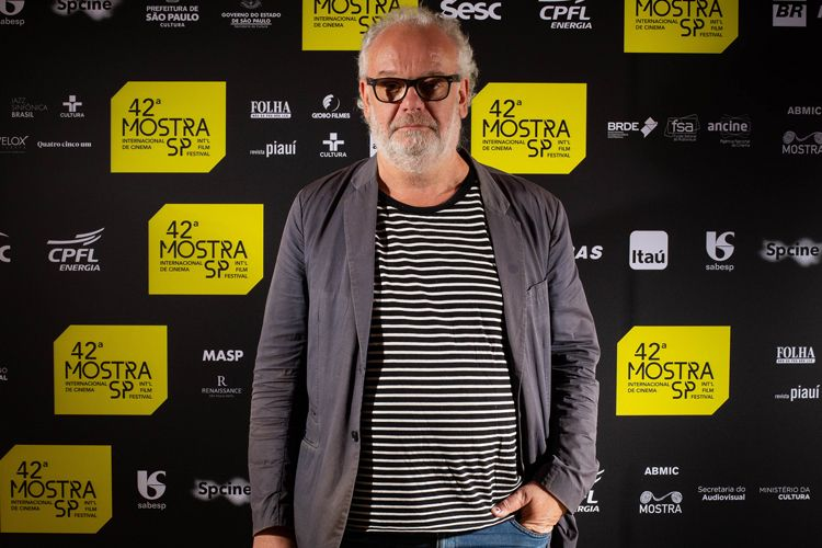 42ª Mostra Internacional de Cinema/São Paulo Int`l Film Festival - Staffan Julén, diretor do filme Lyubov - Amor em Russo