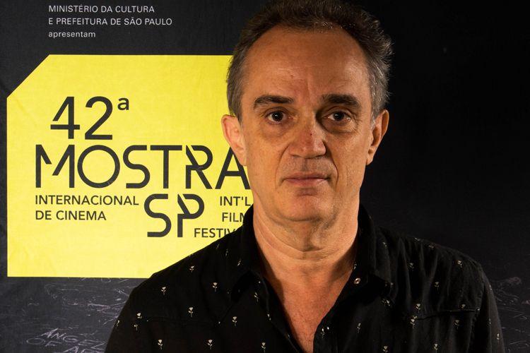 42ª Mostra Internacional de Cinema/São Paulo Int`l Film Festival - João Vargas Penna, diretor de Filme Paisagem: Um Olhar Sobre Roberto Burle Marx