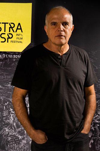 42ª Mostra Internacional de Cinema/São Paulo Int`l Film Festival  - Alberto Bellezia, diretor do filme Vitória