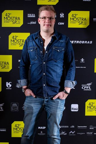 42ª Mostra Internacional de Cinema/São Paulo Int`l Film Festival - Tony Österholm, produtor do filme Rir ou Morrer