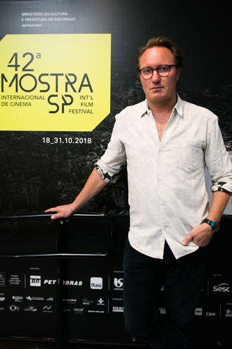 42ª Mostra Internacional de Cinema/São Paulo Int`l Film Festival - Nicolas Champeaux, diretor do filme O Estado contra Mandela e os Outros