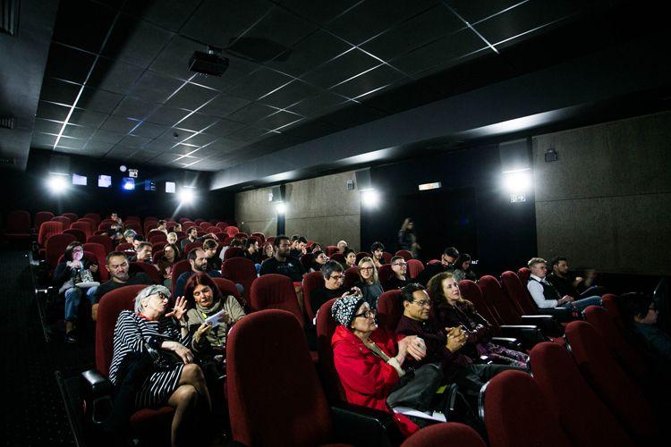 CineArte Petrobras/ 42ª Mostra Internacional de Cinema/São Paulo Int`l Film Festival - Apresentação do filme Rir ou Morrer