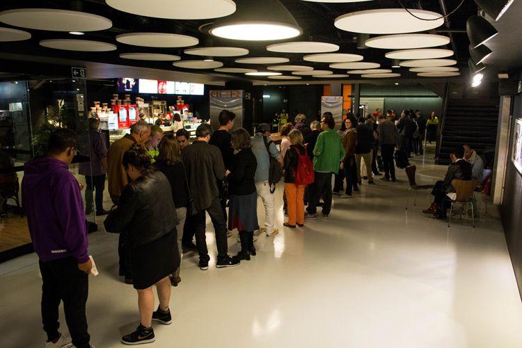 Espaço Itaú de Cinema Frei Caneca 3/ 42ª Mostra Internacional de Cinema/São Paulo Int`l Film Festival - Apresentação do filme A Cidade dos Piratas