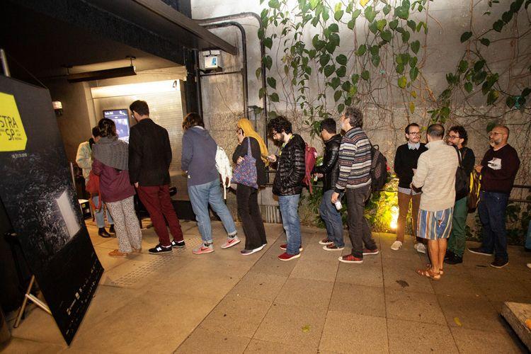 Espaço Itaú de Cinema Augusta Anexo 4/ 42ª Mostra Internacional de Cinema/São Paulo Int`l Film Festival - Apresentação do filme José